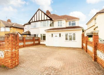 Thumbnail 4 bed semi-detached house for sale in Thurston Road, Slough, Berkshire