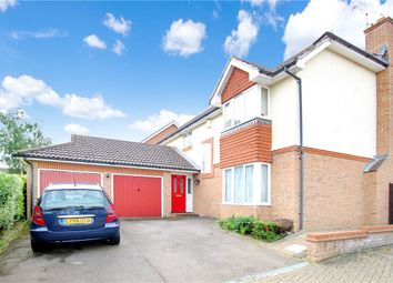 Thumbnail 4 bedroom detached house for sale in Spring Shaw Road, Orpington, Kent