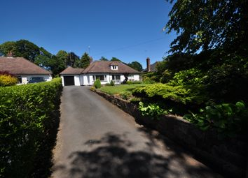 Thumbnail 2 bed detached bungalow for sale in Raby Road, Thornton Hough, Wirral
