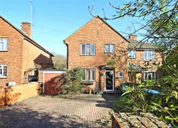 Thumbnail 4 bed semi-detached house for sale in Ottershaw, Chertsey, Surrey
