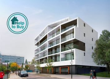 Thumbnail 3 bed flat for sale in The Stack, Homerton