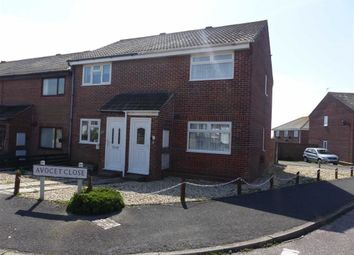 Thumbnail 2 bed end terrace house for sale in Avocet Close, Weymouth