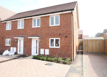 Thumbnail 3 bed terraced house for sale in Cooper Drive, Littlehampton, West Sussex
