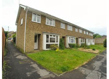 Thumbnail 1 bed end terrace house to rent in Helmsdale, St Johns, Woking