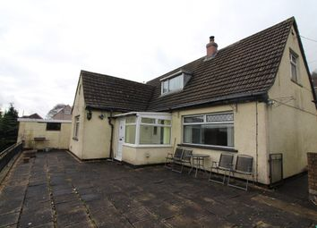 Thumbnail 3 bed detached bungalow to rent in Aberbeeg, Abertillery