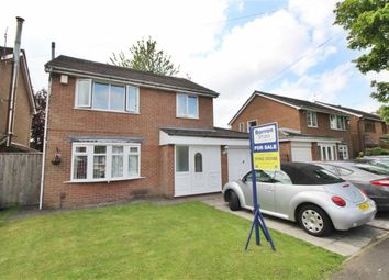 Thumbnail 3 bed detached house for sale in St. Matthews Close, Pemberton, Wigan