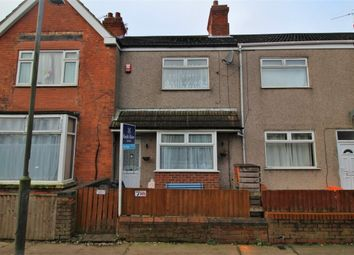 3 bed terraced house for sale in Highfield Avenue, Grimsby DN32