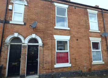 Thumbnail 2 bedroom terraced house for sale in Milton Street, Derby