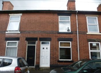 Thumbnail 3 bedroom property to rent in Peet Street, Derby