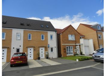 Thumbnail 3 bed semi-detached house to rent in Greatham Avenue, Stockton-On-Tees