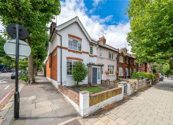 North Hill, Highgate N6. 2 bed end terrace house