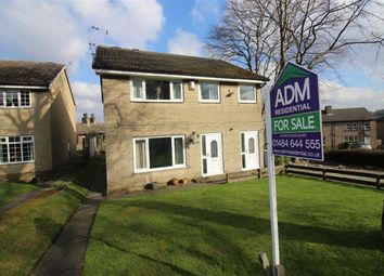 Thumbnail 2 bed maisonette for sale in Richmond Court, Cowlersley, Huddersfield