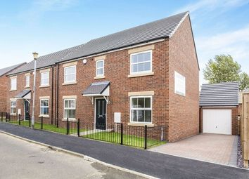 Thumbnail 4 bed detached house for sale in New, Farrington Avenue, East Herrington, Sunderland