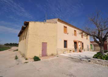 Thumbnail 4 bed country house for sale in Villena, Costa Blanca South, Spain