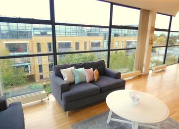 Thumbnail 2 bed flat for sale in Ferry Quays, Brentford