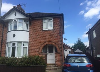 Thumbnail 3 bed semi-detached house for sale in Chilton Avenue, Stowmarket
