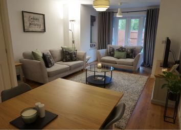 Thumbnail 3 bedroom town house to rent in Mostyn Square, Llanishen