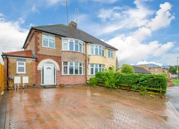 Thumbnail 3 bed semi-detached house for sale in Chancery Lane, Thrapston