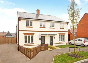 Thumbnail 2 bed semi-detached house for sale in Sandy Field Way, Botley, Hampshire