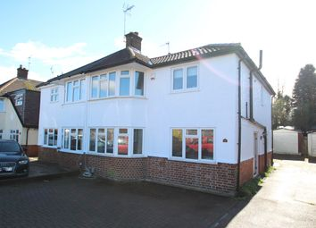 Thumbnail 4 bed semi-detached house for sale in Shepperton Road, Petts Wood, Orpington