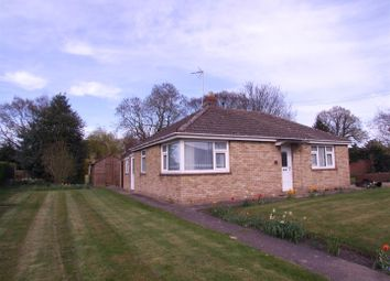 Thumbnail 2 bed detached bungalow to rent in Church Lane, Donington, Spalding