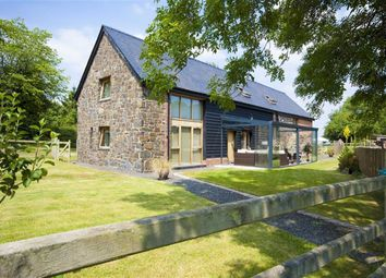 Thumbnail 3 bed barn conversion for sale in Guilsfield, Welshpool