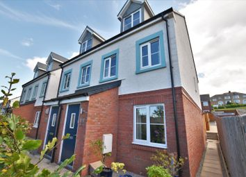 Thumbnail 3 bed semi-detached house for sale in Kirkstone Close, Workington