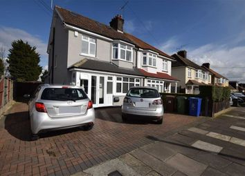Thumbnail 4 bed semi-detached house for sale in Barstable Road, Stanford Le Hope, Essex