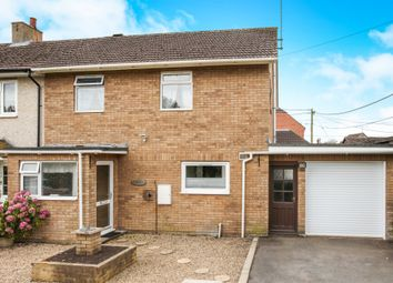 Thumbnail 3 bed semi-detached house for sale in Highfield Crescent, Winterslow, Salisbury