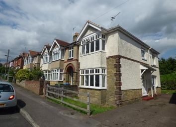 Thumbnail 4 bed end terrace house for sale in Arnold Road, Southampton