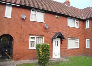 Thumbnail 3 bedroom terraced house for sale in Old Hall Lane, Longsight, Manchester