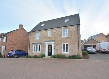 Thumbnail 6 bed detached house for sale in Adams Drive, St Ives, Cambridgeshire
