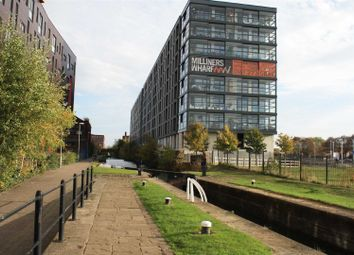 1 bed flat to rent in Milliners Wharf, 2 Munday Street, Manchester M4