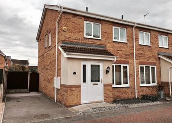 Thumbnail 3 bedroom semi-detached house to rent in Walstow Crescent, Armthorpe, Doncaster