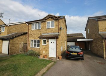 Thumbnail 3 bedroom detached house to rent in Kirby Drive, Luton