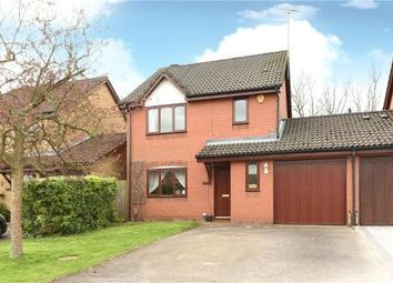 Thumbnail 3 bed link-detached house for sale in Woodward Close, Winnersh, Wokingham