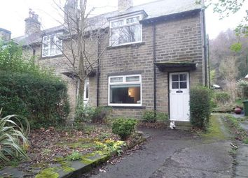 Thumbnail 2 bed end terrace house for sale in Meltham Road, Lockwood, Huddersfield