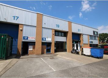 Thumbnail Industrial to let in Unit 19 Wessex Trade Centre, Poole, Dorset