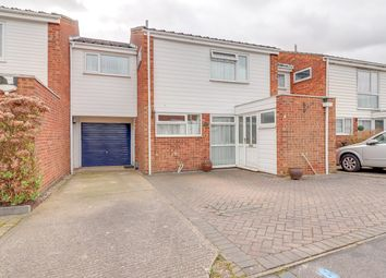 Thumbnail 4 bed link-detached house for sale in Caldecot Way, Broxbourne