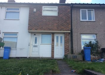 Thumbnail 3 bed terraced house to rent in Taunton Road, Huyton