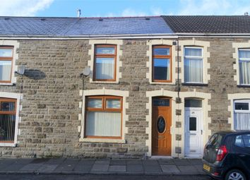 Thumbnail 2 bed terraced house for sale in Hermon Road, Maesteg, Mid Glamorgan