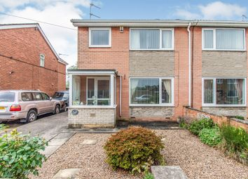 Thumbnail 3 bed semi-detached house for sale in Brook Way, Arksey, Doncaster