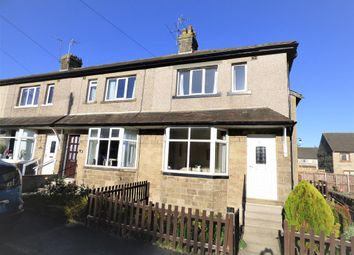 Thumbnail 3 bed end terrace house for sale in Marina Crescent, Skipton