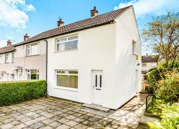 Thumbnail 2 bed end terrace house for sale in Balmoral Avenue, Crosland Moor, Huddersfield