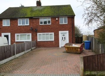 Thumbnail 3 bedroom semi-detached house for sale in Browning Close, Worksop