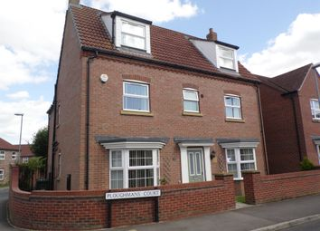 Thumbnail 5 bed detached house for sale in Ploughmans Court, Lincoln