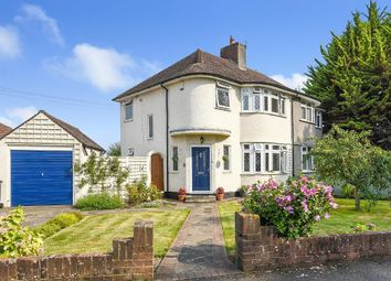 Thumbnail 3 bed semi-detached house for sale in Melrose Crescent, Orpington, Kent