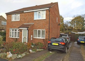 Thumbnail 2 bed semi-detached house for sale in Honeypot Road, Brompton On Swale, Richmond, North Yorkshire
