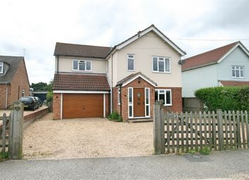 Thumbnail 4 bed detached house for sale in Birch Street, Birch, Colchester, Essex