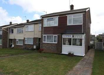 Thumbnail 3 bed semi-detached house for sale in Arderne Close, Dovercourt, Harwich
